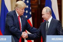 ترامپ از پوتین برای دیدار در آمریکا دعوت کرد