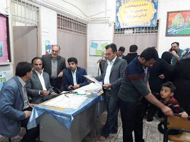30 هزار مسافر نوروزی در میبد اسکان داده شدند