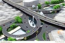 رئیس پلیس راهور استان: شهرداری اردبیل در احداث پل قدس خوب عمل کرده است