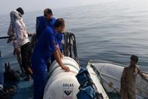 نجات سرنشینان قایق بعد از 10 ساعت سرگردانی در سواحل مکران