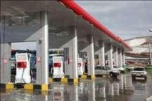 فروش ماهانه 74 میلیون لیتر فرآورده های نفت و گاز در زنجان