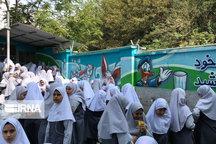 ۶۱ مدرسه گنبدکاووس تحت پوشش طرح مروجان سلامت است