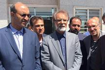 معاون وزیر صنعت از شهرک های صنعتی آبیک 1 و 2 بازدید کرد