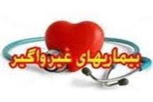 دیابت و فشار خون  بیماری های غیر واگیردر زنان مازندران