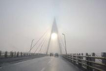کاهش دما و مه تا اواسط هفته در خوزستان تداوم دارد