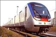 66 واگن جدید قطار فردا (دوشنبه) به ناوگان مترو تهران اضافه می شود