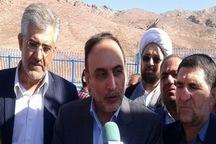 1655 طرح عمرانی و تولیدی در اصفهان به بهره برداری رسید
