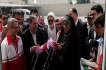 2 طرح هلال احمر در بوشهر افتتاح شد