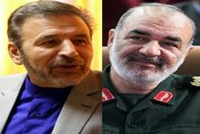 تبریک رئیس دفتر رئیس جمهوری به سردار سلامی
