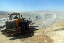 رفع تصرف 65 هزار متر مربع از اراضی ملی ایلام در دولت یازدهم