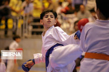 کسب مقام سوم کاراته گیلان در مسابقات قهرمانی سبک شوتوکان کشور