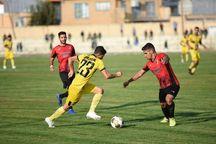 تیم فوتبال 90 ارومیه با یک گل آرمانگهر سیرجان را برد