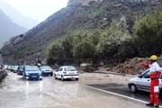 بارش ها سبب جاری شدن سیلاب در برخی نقاط سمنان شد