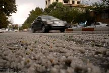 دستگاههای اجرایی برای جبران خسارت ناشی از بارش تگرگ در ارومیه بسیج شوند