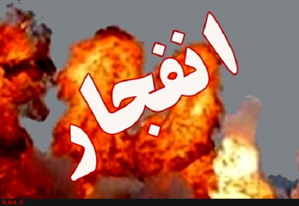 ۲ مصدوم بر اثر انفجار گاز در منزل مسکونی  حادثه صدمات جانی نداشت