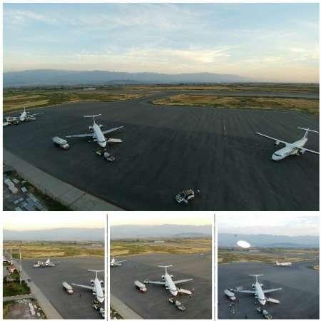 فرودگاه گرگان، شانزدهم کشور درعملکرد پروازی