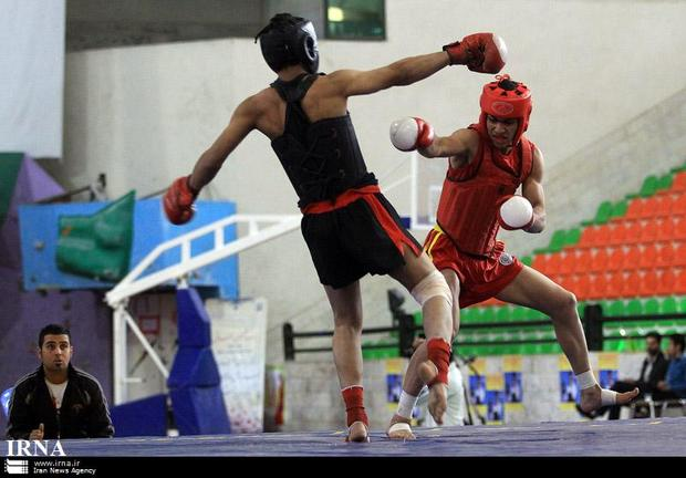 مسابقات چند جانبه ووشو در استان قزوین پایان یافت