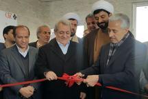 طرح های توسعه ای شرکت های بافتینه و بافتسان ملایر با حضور وزیر علوم افتتاح شد