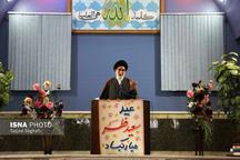 اقامه باشکوه نمار عیدفطر نشانگر اتحاد مسلمین است