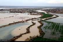 خروجی سدهای خوزستان به تدریج در حال افزایش است