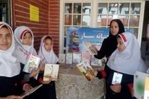 راه اندازی کتابخانه سیار دانش آموزی در البرز