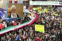 امام جمعه شیراز: مردم با انسجام، همدلی و وحدت کلمه در راهپیمایی 22 بهمن ماه حضور یابند