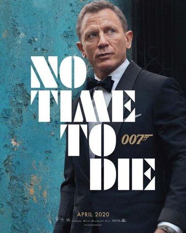 """پوستر جدید """"جیمز باند"""" منتشر شد/ عکس"""