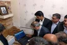فاز نخست طرح کشوری فیبر نوری منازل (FTTH) در آبادان رونمایی شد
