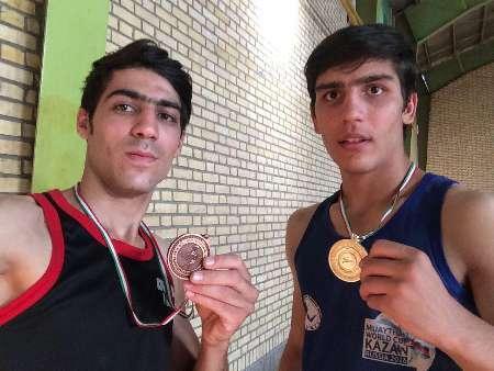 رزمی کاران پاهویوت قزوین در مسابقات کشوری به یک نشان طلا و برنز دست یافتند