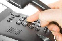ارتباط مشترکین تلفن ثابت بخش سیلزده پلدختر برقرار شد
