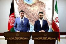 دیدار وزیر ارتباطات با همتای افغانستانی