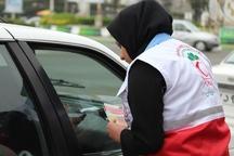 هلال احمر گیلان به 836 نفر امدادرسانی کرد