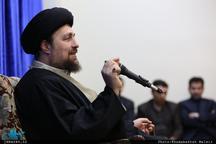 سیدحسن خمینی: «توسعه اخلاق» هدف غایی انقلاب اسلامی است/ اگر مردم با یک انقلاب باشند، حوادث اثری ندارد / انقلاب ما مردمی ترین انقلاب تاریخ است