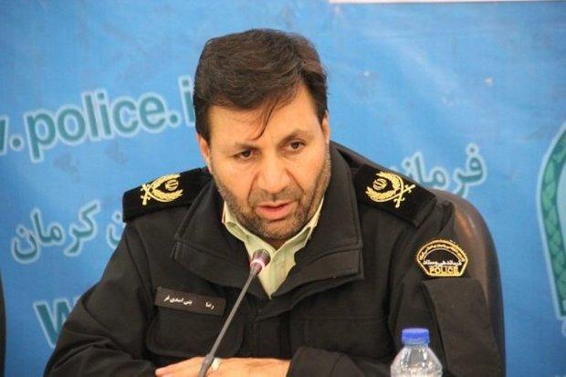 فرمانده انتظامی کرمان:باند کولبران مواد مخدر در راور متلاشی شد