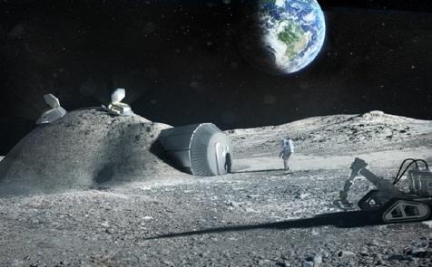 اسپیس ایکس در 2018 انسان به ماه ارسال می کند!
