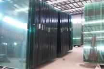 طرح تولید شیشه فوق شفاف در تاکستان افتتاح شد