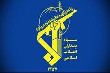 اطلاعیه سپاه پاسداران در مورد عملیات موشکی روز گذشته در اقلیم کردستان عراق