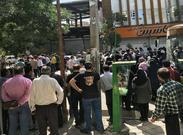 تجمع اعتراضی مالباختگان موسسه کاسپین در اردبیل/ عکس