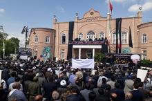 آذربایجان با یار دیرین امام وداع کرد