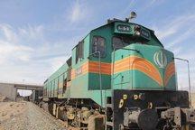 بارگیری تابستان امسال در راه آهن یزد 12 درصد افزایش یافت