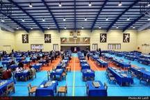 گزارش تصویری  پنجمین دوره رقابت های بین المللی شطرنج کارون