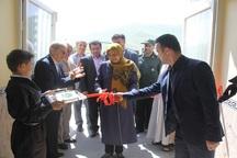 مدرسه 2 کلاسه خیرساز در روستای «قاضی آباد» مهاباد افتتاح شد
