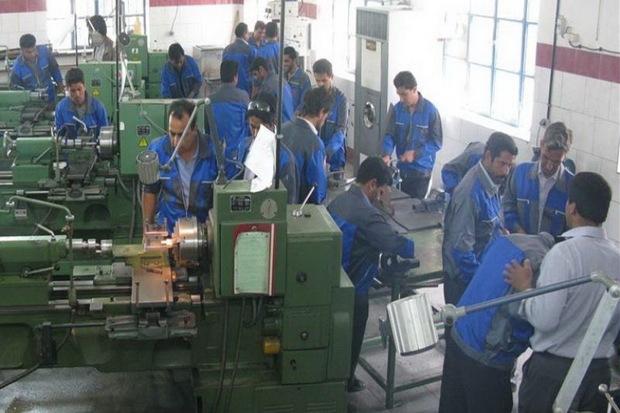 حدود 2300 کارگر در آذربایجان غربی آموزش مهارتی دریافت کردند