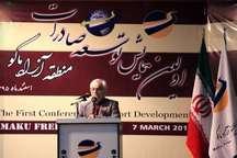 معاون دبیرخانه مناطق آزاد کشور: تراز تجاری ایران به مثبت 77 میلیون دلار رسید