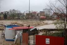 سیلاب 500 خانواده را در سیمرغ از خانه اشان فراری داد