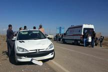 سه حادثه رانندگی در نیشابور 14 مجروح و یک کشته برجای گذاشت