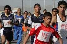 اعزام تیم نونهالان دو ومیدانی سیستان و بلوچستان به رقابت های کشوری