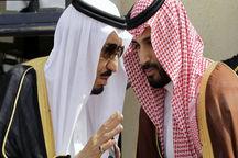 زلزله سیاسی در عربستان
