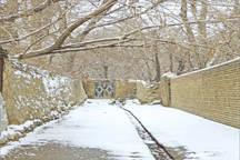 برف بازی در «چله کوچک»