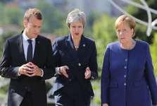 چگونه یک تروریست رئیس جمهور فرانسه را نجات داد؟/ اروپا از نداشتن رهبران قدرتمند رنج می برد